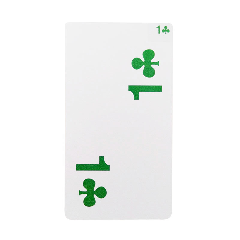 STBG011 replacing card 1 Club,100% plastic for all types of bidding boxes,free shipping