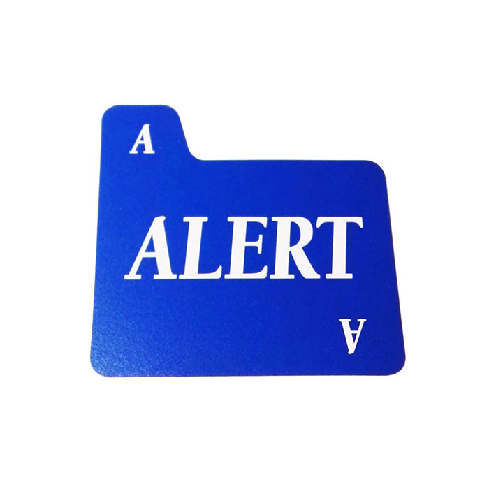 STBG019 replacing card ALERT,100% plastic for all types of bidding devices,free shipping