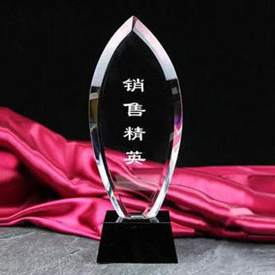 SCT008-24 K9 Crystal Trophy 24cm High