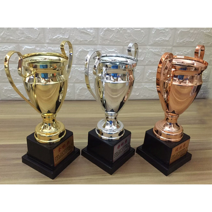 ST0919-010M Metal Trophy 30cm High,Europe style,free shipping